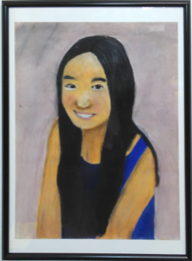 Ashley Kim - My Self-Portrait