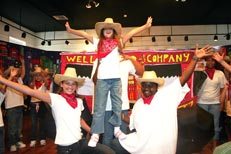 Photo from 2008 Drama Camp